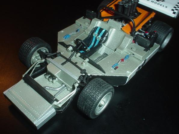 B And B Automotive >> Accurate Miniatures M8B McLaren